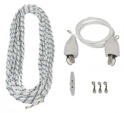Lazy Jack Kit for boats to 30' 99-62