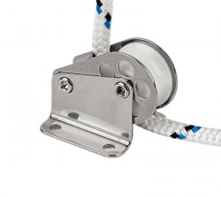2 Series Halyard Lift Turning Block / Delrin 02-50